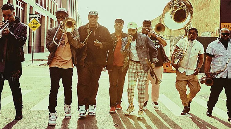 The Soul Rebels Greatness